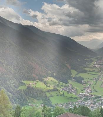 Panoramic View Passeier Valley
