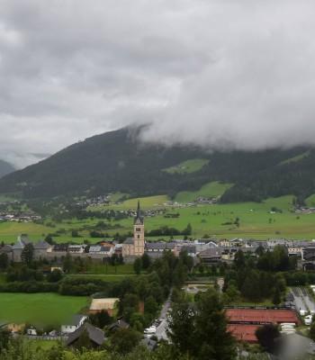 Panoramic view Radstadt