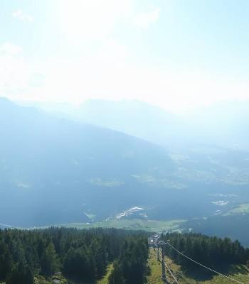 Patscherkofel - Blick auf Innsbruck