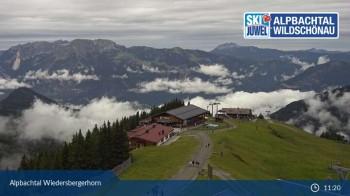 View from Wiedersbergerhorn