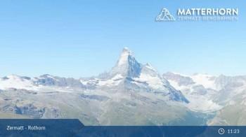 Rothorn in Zermatt