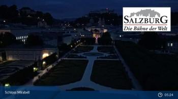 Salzburg: Schloss Mirabell
