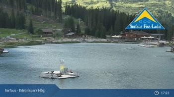 Serfaus: Adventure Park Hög