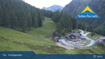 Serfaus-Fiss-Ladis: Schöngampalm