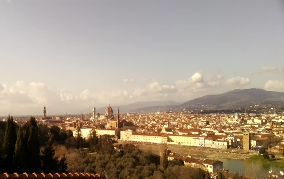 Rome Explorer - Live Webcams in Italy   Florence Italy City Cam