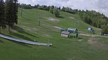 Snow Valley Aerial Park in Edmonton (Kanada)