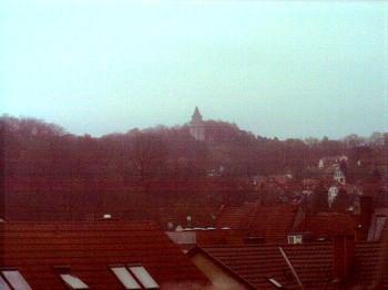 Sophien Hotel Eisenach - View to Burschenschaftsdenkmal
