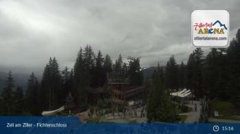 Spruce Tree Castle in Zell am Ziller