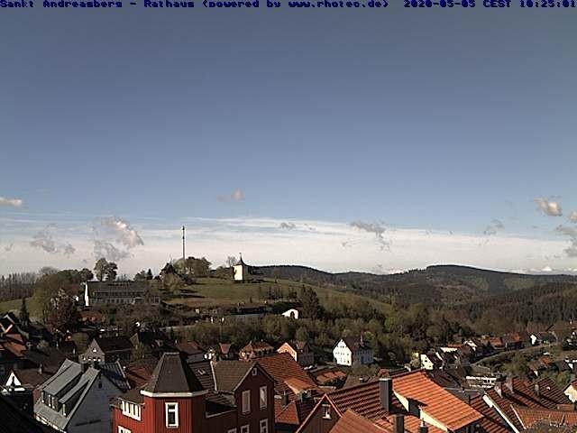Webcam St Andreasberg