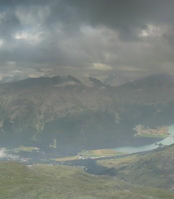 St. Moritz / Bergstation Piz Nair