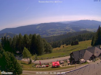 Steiermark, Tonnerhütte