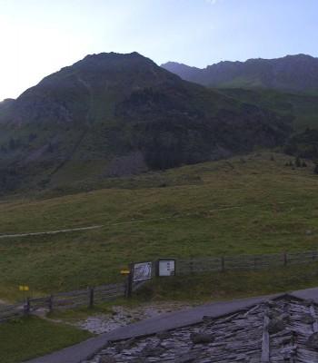 Stubai Oberberg valley - Oberiss Alm