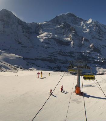 Top Station Lauberhorn, Grindelwald