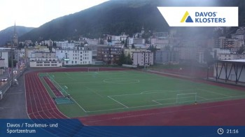 Tourism Center Davos