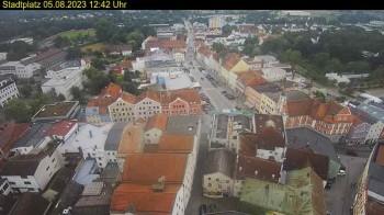 Town Square in Eggenfelden
