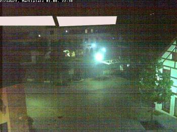 Town square Zirndorf