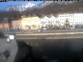 Traun Riverside in Bad Ischl