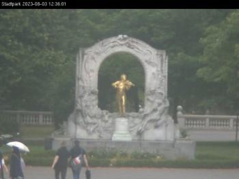 Vienna - Johann Strauss Monument