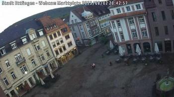 Market place in Ettlingen