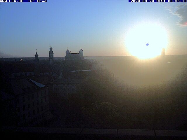 webcam view of the public square k nigsplatz and augsburg 39 s city center. Black Bedroom Furniture Sets. Home Design Ideas