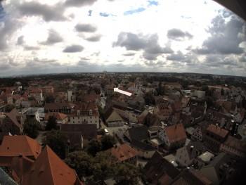 View of Zirndorf