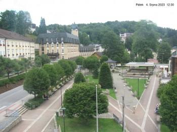 Janske Lazne Village center