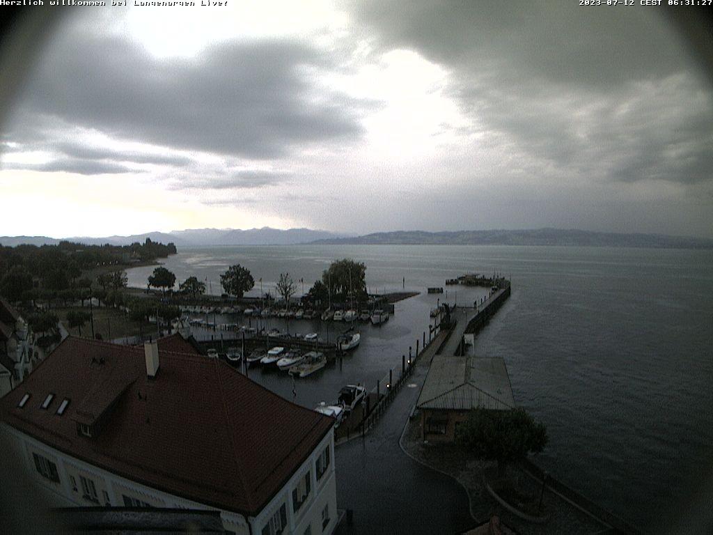 Webcam Bodensee