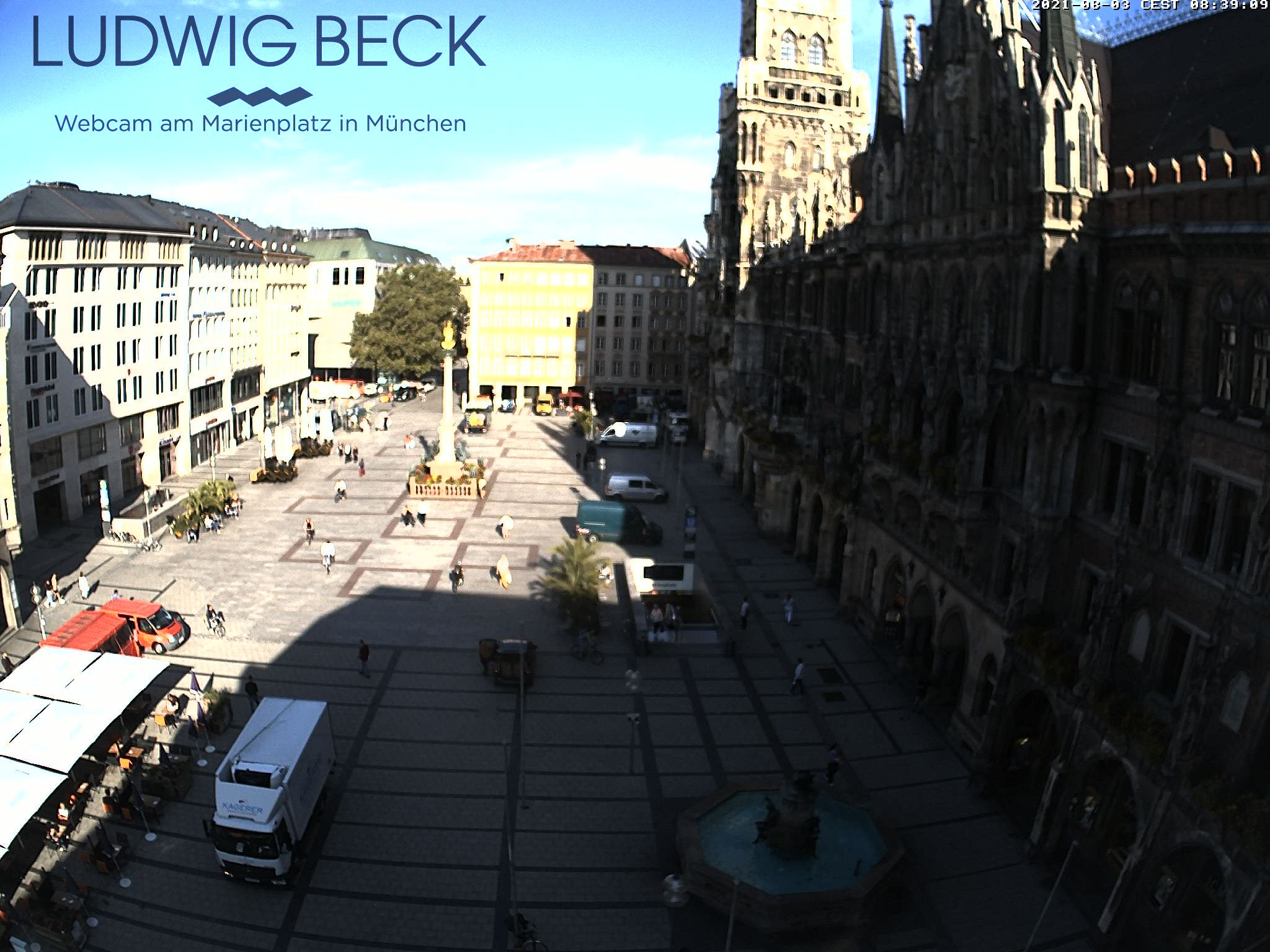 ludwig beck webcam