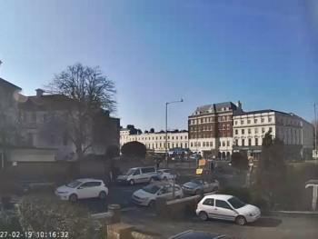 Stadtzentrum von Eastbourne