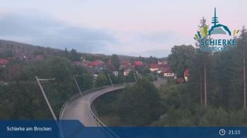 Webcam Schierke near Brocken