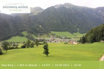 Webcam: View at Gitschberg Mountain