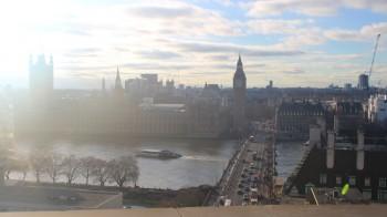 Westminster Bridge Webcam London
