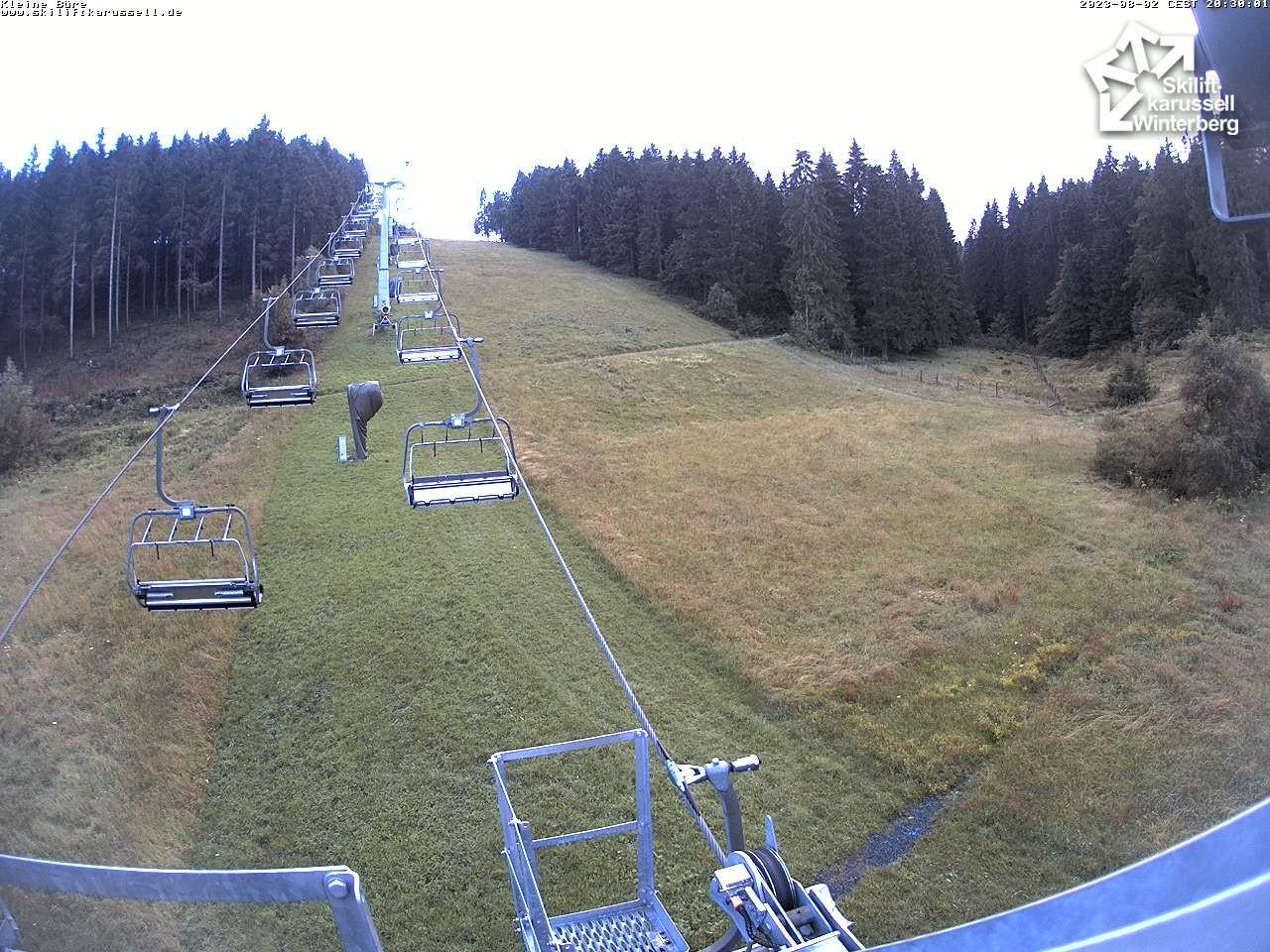 Webcam Winterberg Blick Auf Den Sessellift Kleine Bure Sauerland