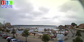 Yachthafen Waren an der Müritz