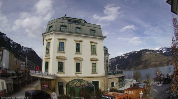 Zell am See - View of the Casino