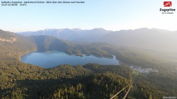 Zugspitze Cable Car - Eibsee